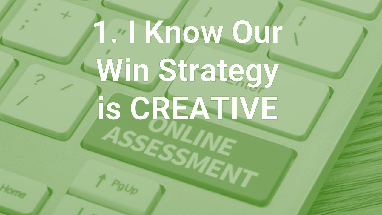 Win Strategy Assessment